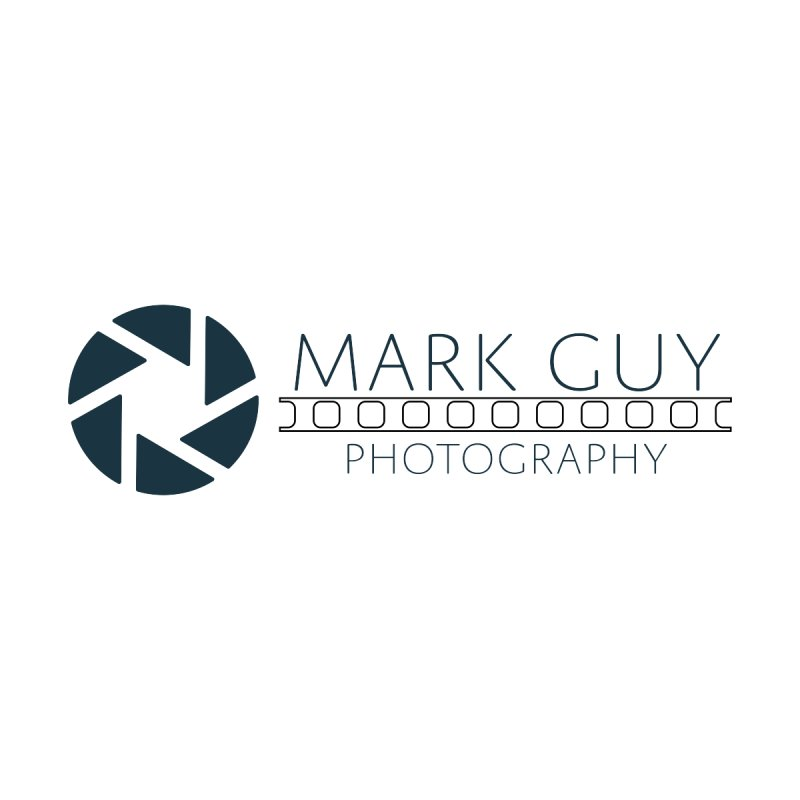 Mark Guy Photography - Official Color Logo Accessories Sticker by Mark Guy Photography's Shop
