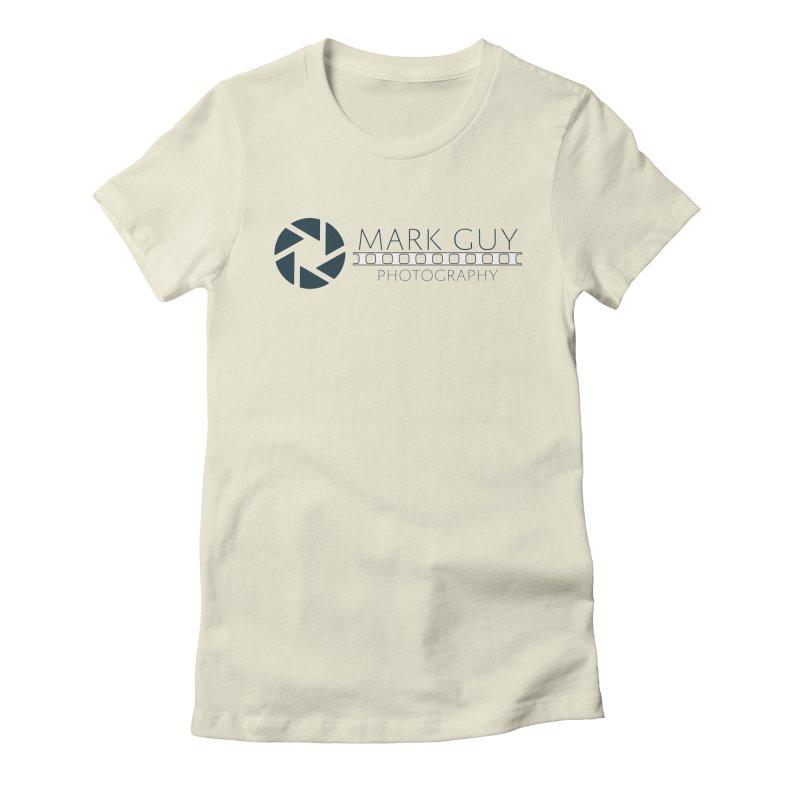 Mark Guy Photography - Official Color Logo Women's T-Shirt by Mark Guy Photography's Shop