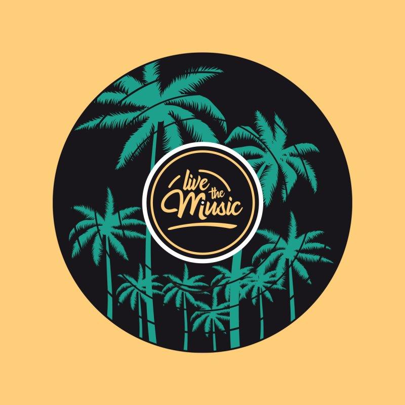 Vinilo Palm Accessories Bag by mhacksi's Artist Shop