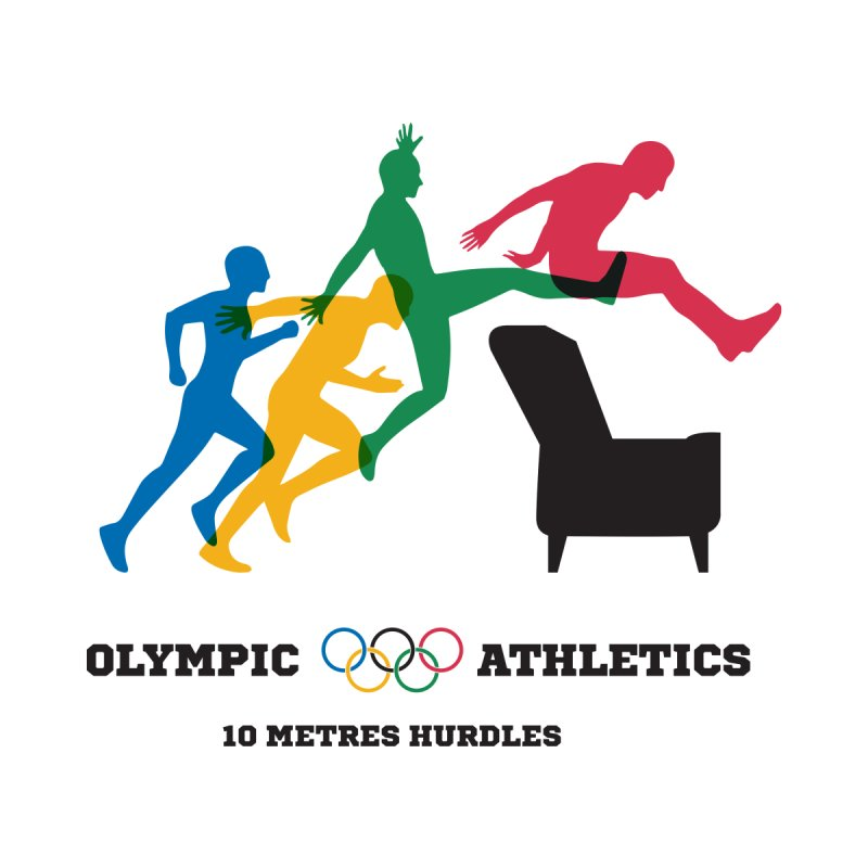 Olympic Athletics by mhacksi's Artist Shop