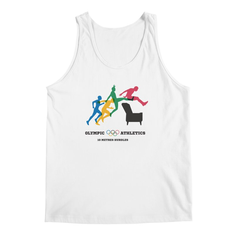 Olympic Athletics Men's Regular Tank by mhacksi's Artist Shop