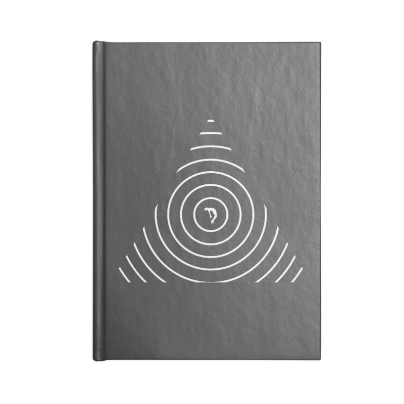 LOST & FALLING Accessories Blank Journal Notebook by mhacksi's Artist Shop