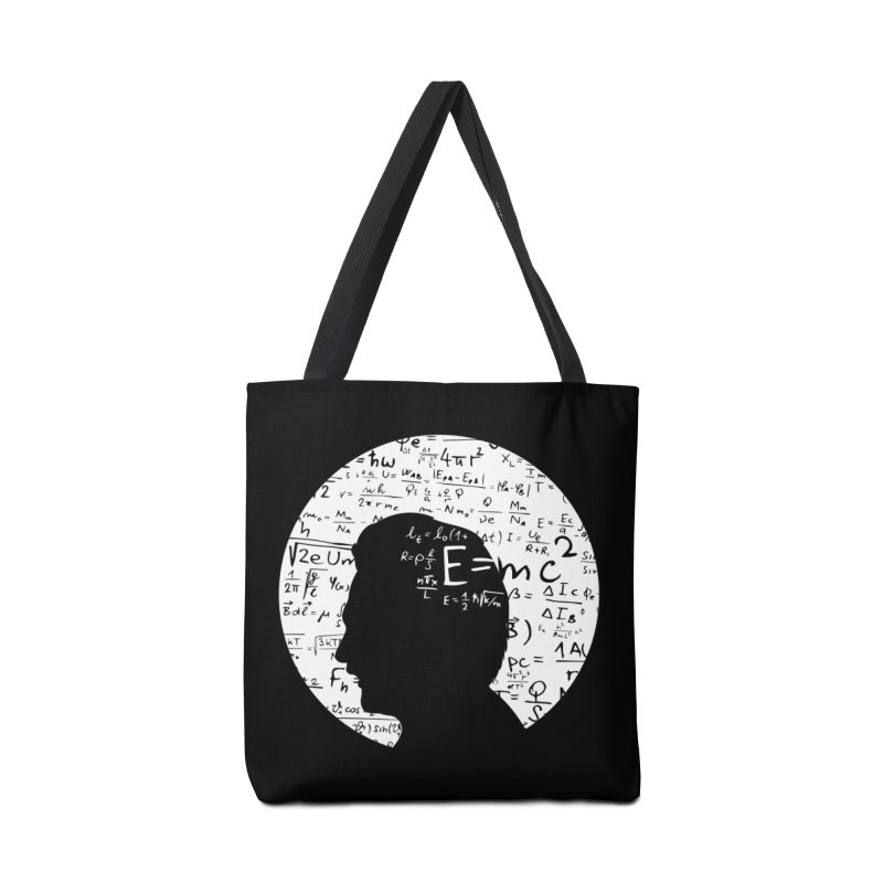 Albert Accessories Tote Bag Bag by mhacksi's Artist Shop