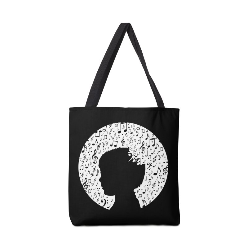 Science of Music Accessories Bag by mhacksi's Artist Shop