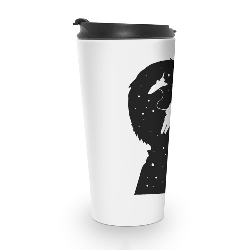 Space dreams Accessories Travel Mug by mhacksi's Artist Shop