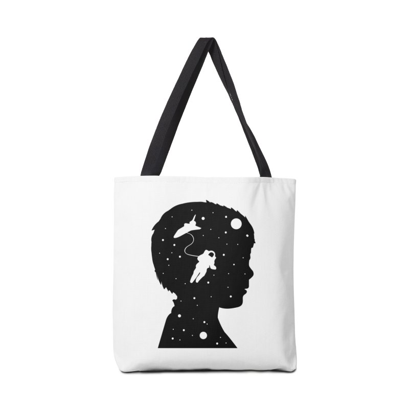 Space dreams Accessories Bag by mhacksi's Artist Shop