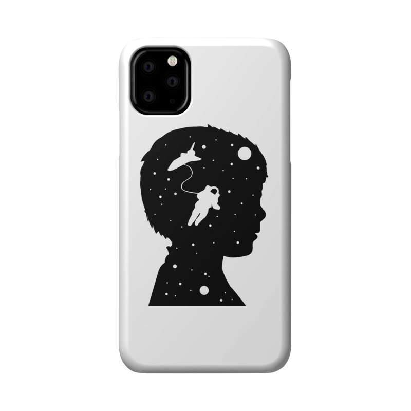 Space dreams Accessories Phone Case by mhacksi's Artist Shop