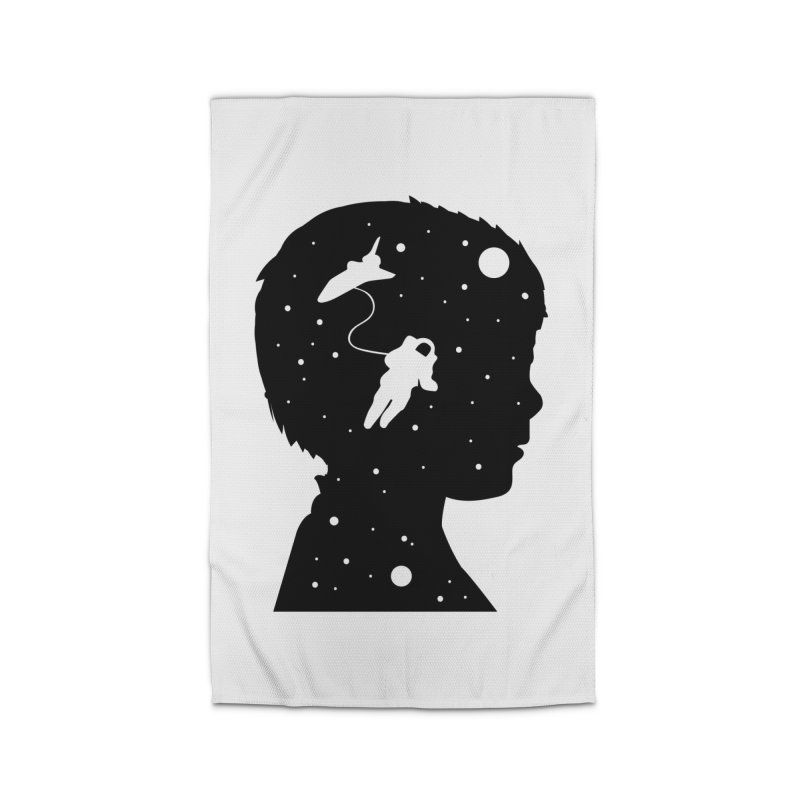 Space dreams Home Rug by mhacksi's Artist Shop