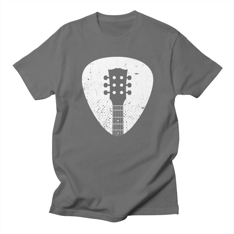 Rock Pick Women's T-Shirt by mhacksi's Artist Shop