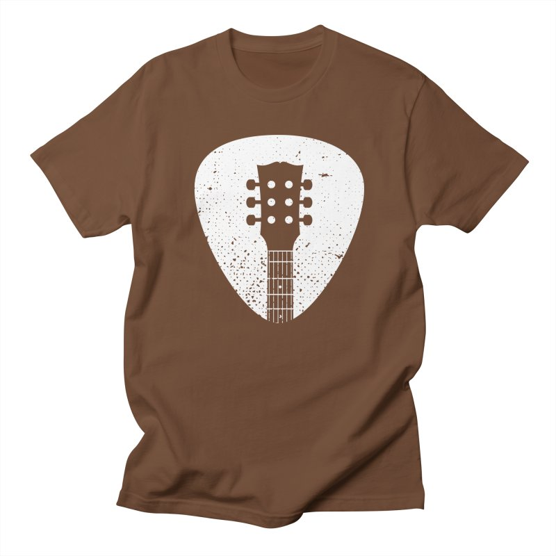 Rock Pick Women's Unisex T-Shirt by mhacksi's Artist Shop