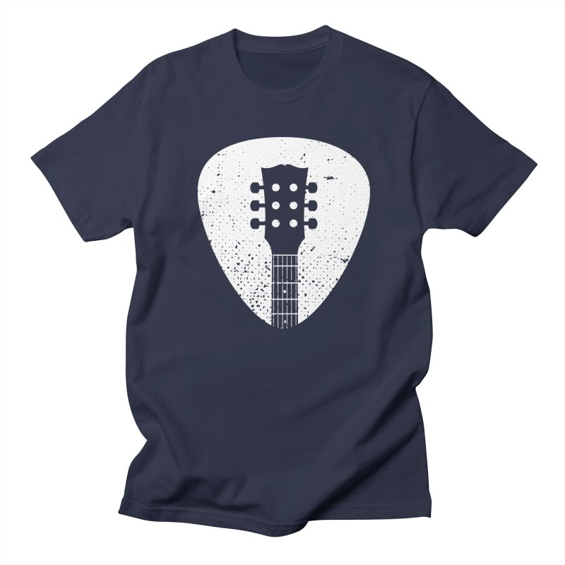 Rock Pick Women's Regular Unisex T-Shirt by mhacksi's Artist Shop
