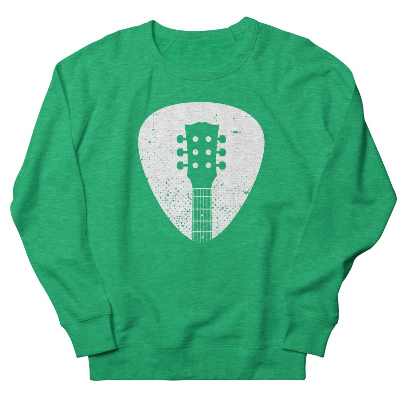 Rock Pick Women's Sweatshirt by mhacksi's Artist Shop