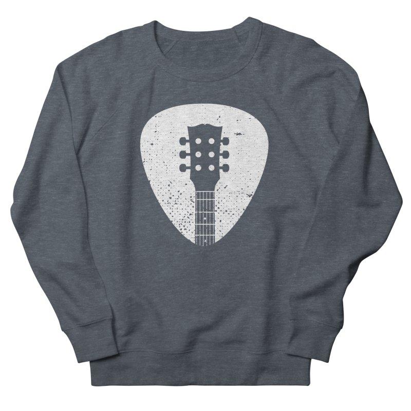 Rock Pick Men's Sweatshirt by mhacksi's Artist Shop