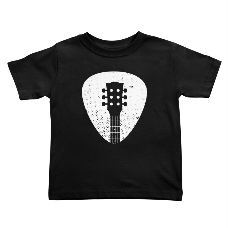 Rock Pick Kids Toddler T-Shirt by mhacksi's Artist Shop