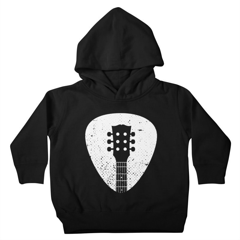 Rock Pick Kids Toddler Pullover Hoody by mhacksi's Artist Shop