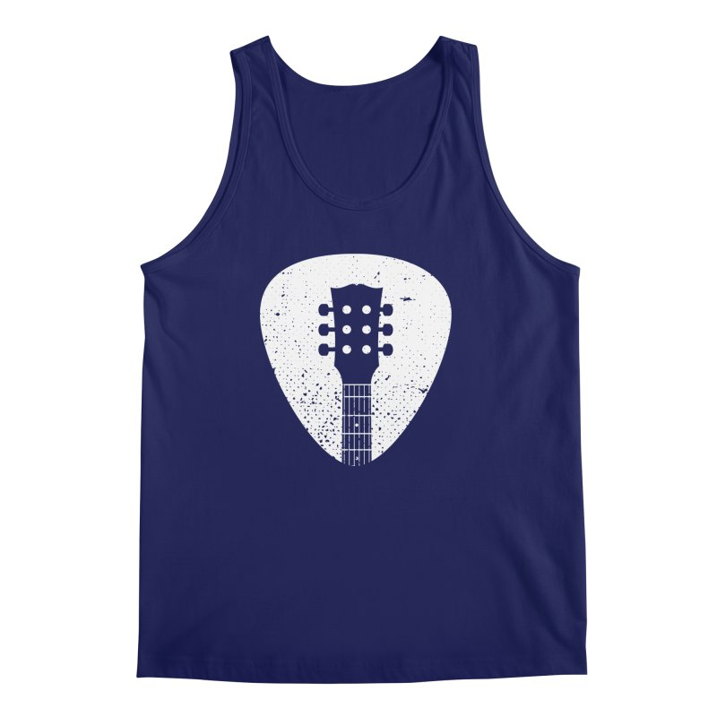 Rock Pick Men's Regular Tank by mhacksi's Artist Shop