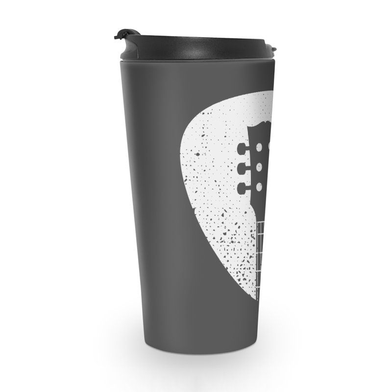 Rock Pick Accessories Travel Mug by mhacksi's Artist Shop