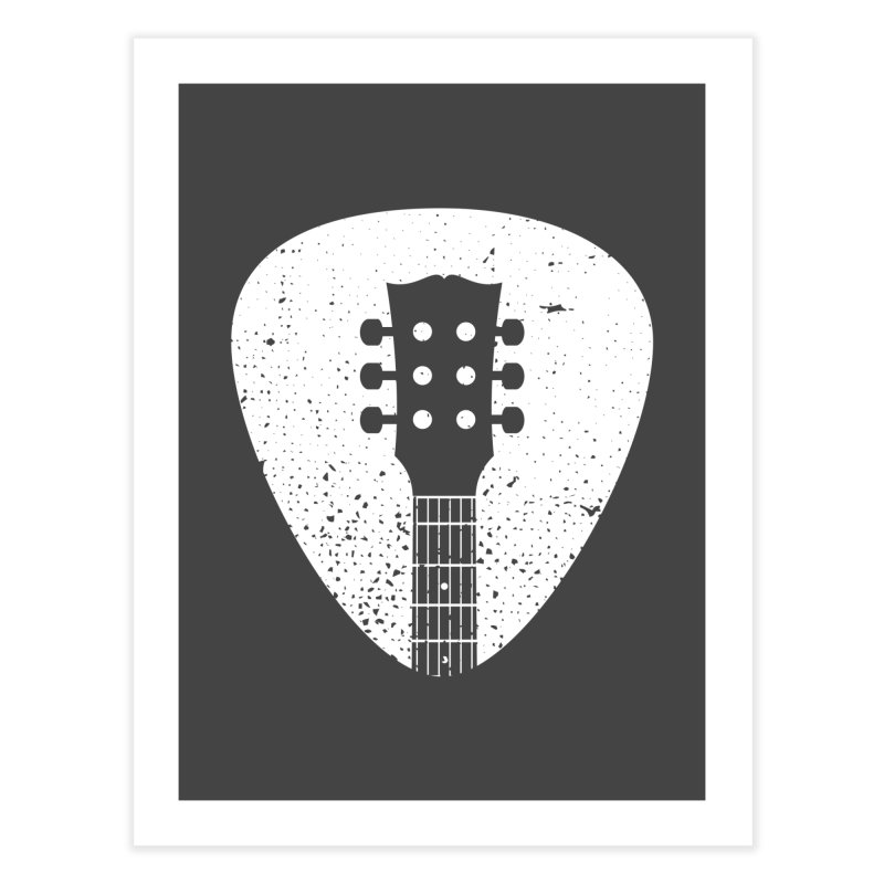 Rock Pick Home Fine Art Print by mhacksi's Artist Shop
