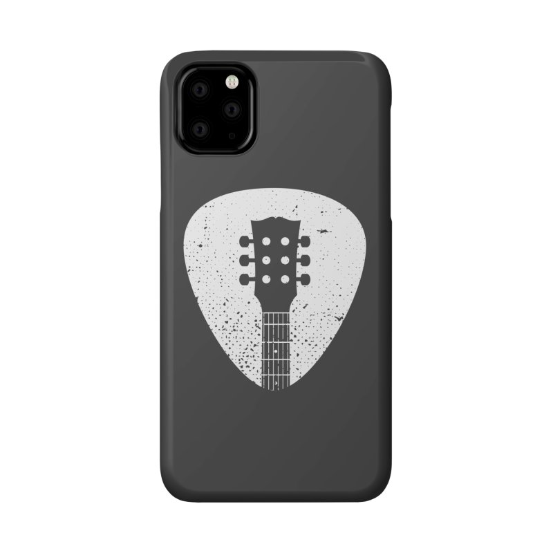 Rock Pick Accessories Phone Case by mhacksi's Artist Shop
