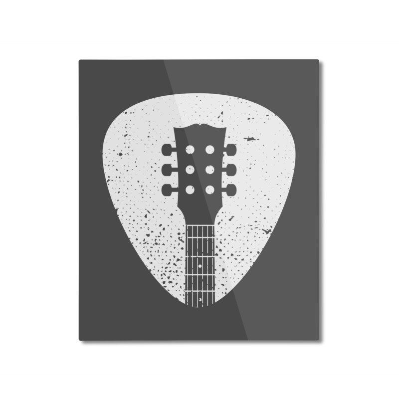 Rock Pick Home Mounted Aluminum Print by mhacksi's Artist Shop