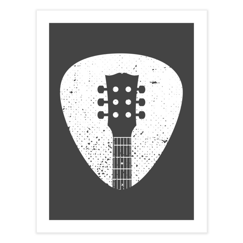 Rock Pick Home Fine Art Print by mhacksi's Artist Shop
