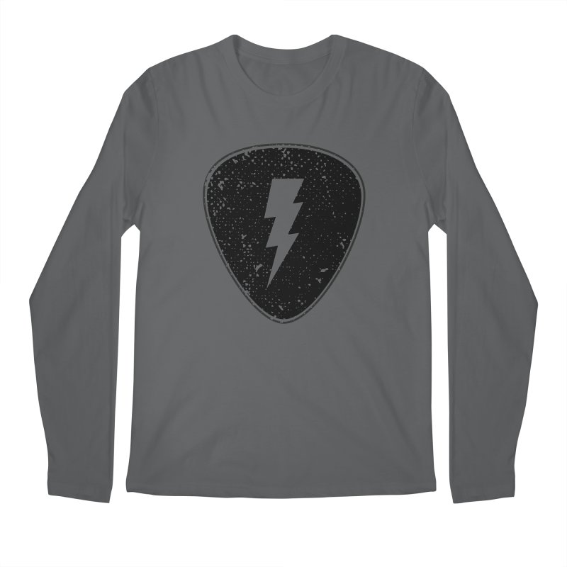 Ray Pick Men's Longsleeve T-Shirt by mhacksi's Artist Shop