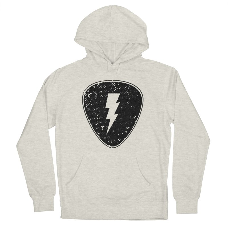 Ray Pick Women's French Terry Pullover Hoody by mhacksi's Artist Shop