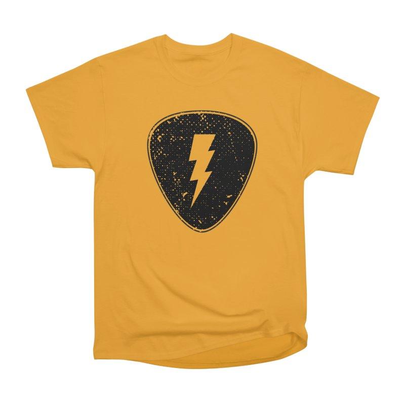 Ray Pick Women's Heavyweight Unisex T-Shirt by mhacksi's Artist Shop