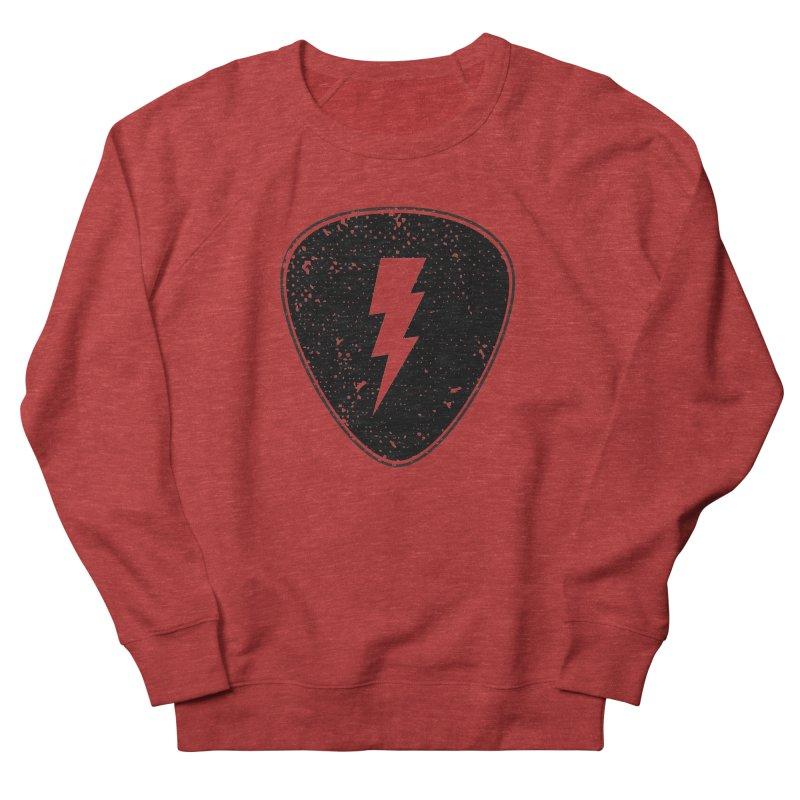 Ray Pick Men's French Terry Sweatshirt by mhacksi's Artist Shop