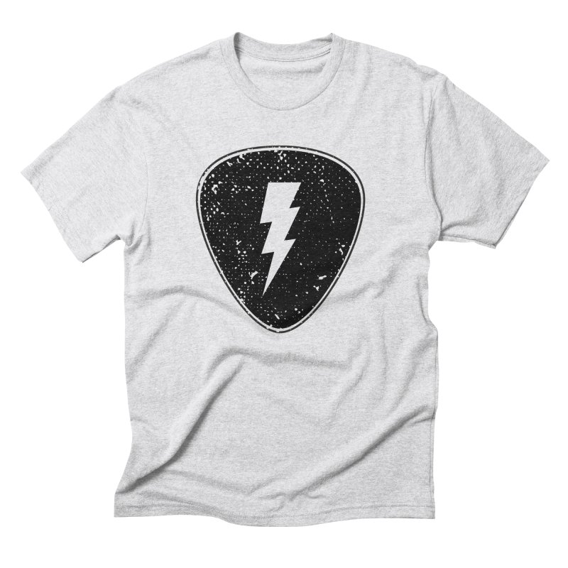 Ray Pick Men's Triblend T-Shirt by mhacksi's Artist Shop