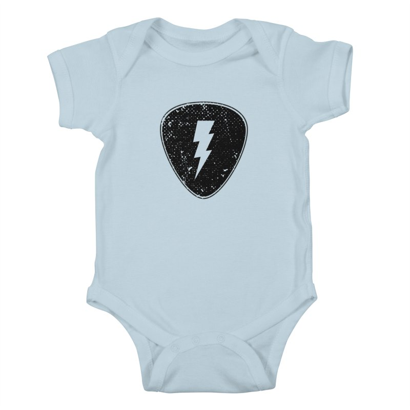 Ray Pick Kids Baby Bodysuit by mhacksi's Artist Shop