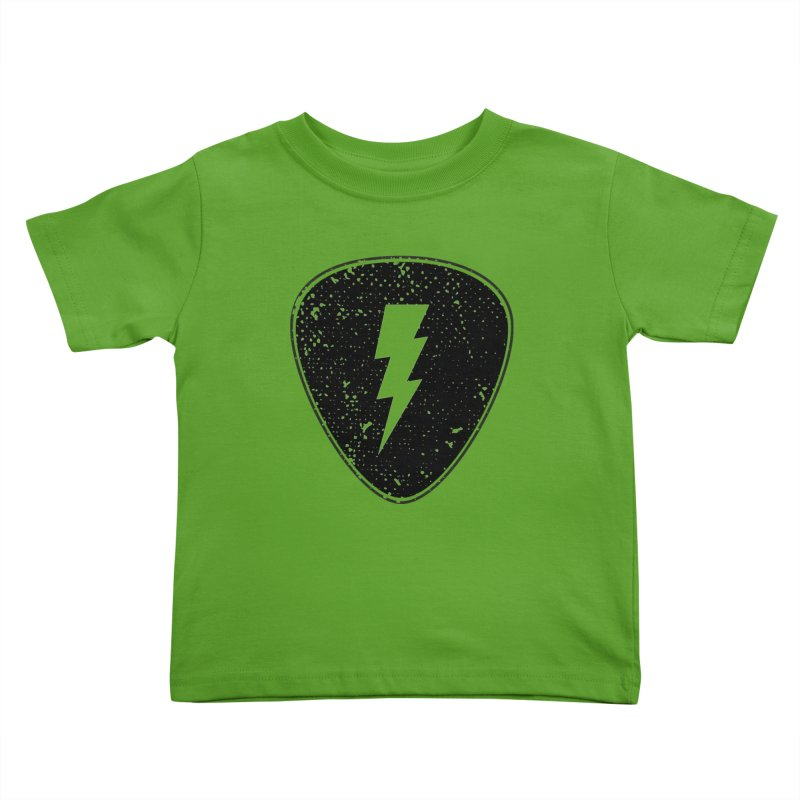Ray Pick Kids Toddler T-Shirt by mhacksi's Artist Shop