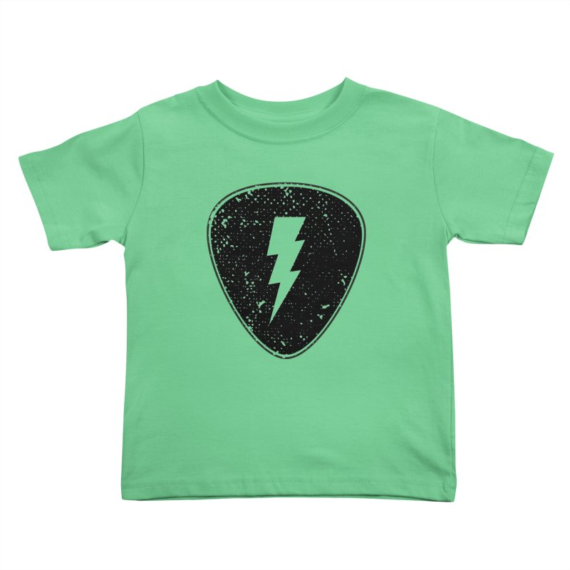 Ray Pick Kids Toddler T-Shirt by mhacksi's Artist Shop