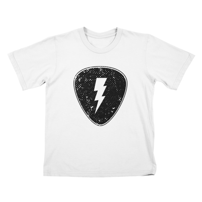 Ray Pick Kids T-Shirt by mhacksi's Artist Shop