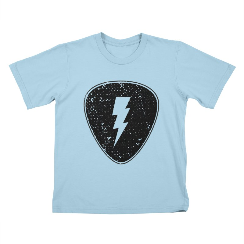 Ray Pick Kids T-Shirt by mhacksi's Artist Shop