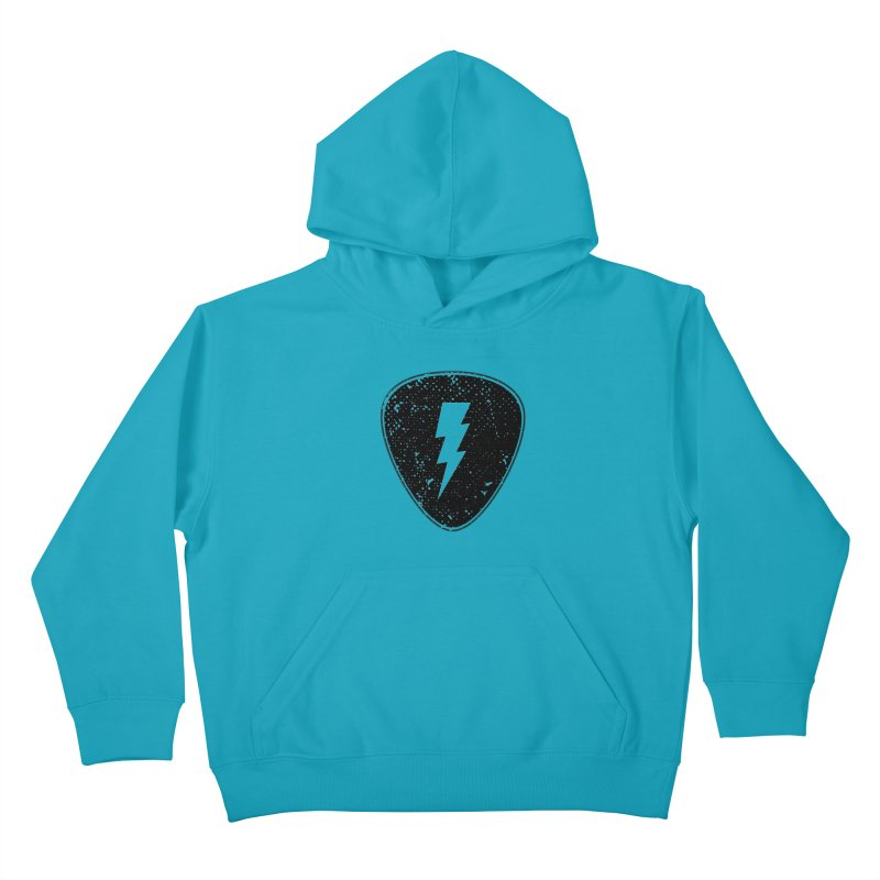 Ray Pick Kids Pullover Hoody by mhacksi's Artist Shop