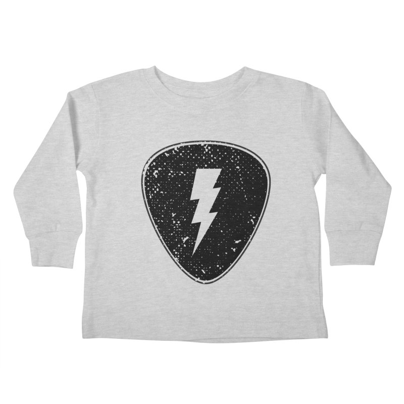Ray Pick Kids Toddler Longsleeve T-Shirt by mhacksi's Artist Shop