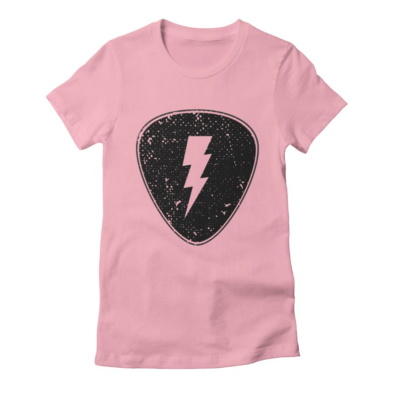 Ray Pick Women's Fitted T-Shirt by mhacksi's Artist Shop
