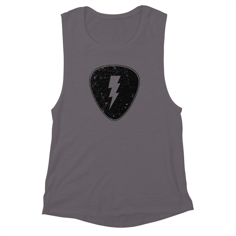 Ray Pick Women's Muscle Tank by mhacksi's Artist Shop