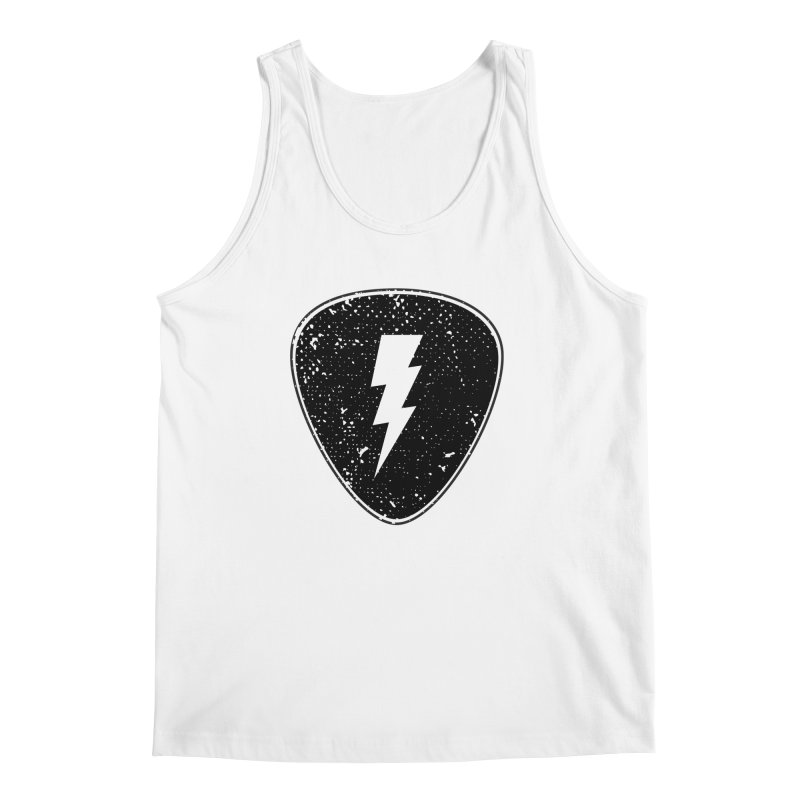 Ray Pick Men's Regular Tank by mhacksi's Artist Shop