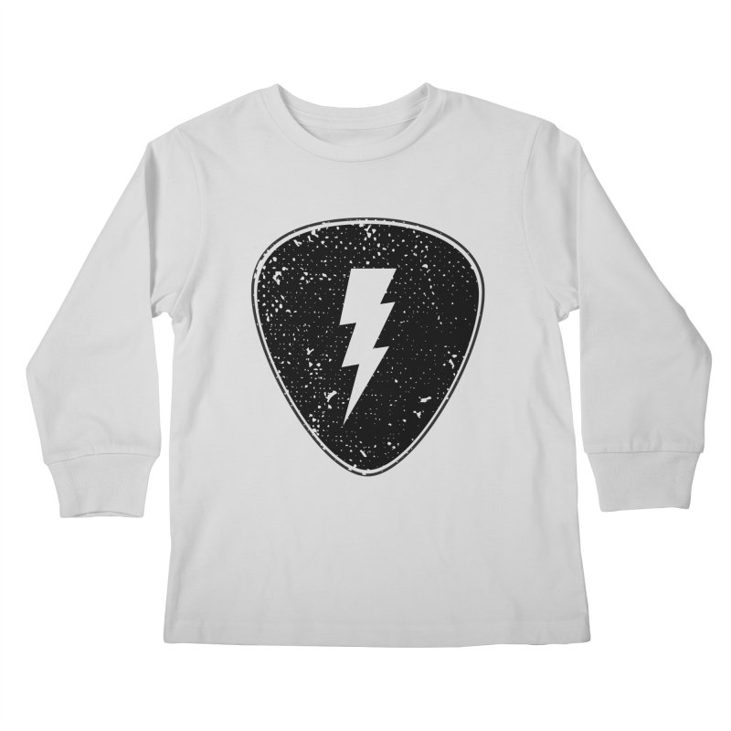 Ray Pick Kids Longsleeve T-Shirt by mhacksi's Artist Shop