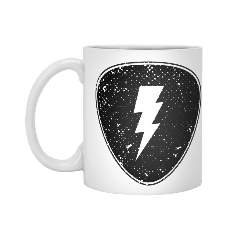 Ray Pick Accessories Mug by mhacksi's Artist Shop