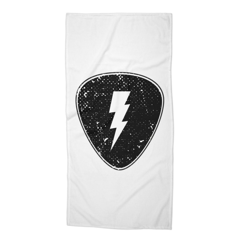 Ray Pick Accessories Beach Towel by mhacksi's Artist Shop