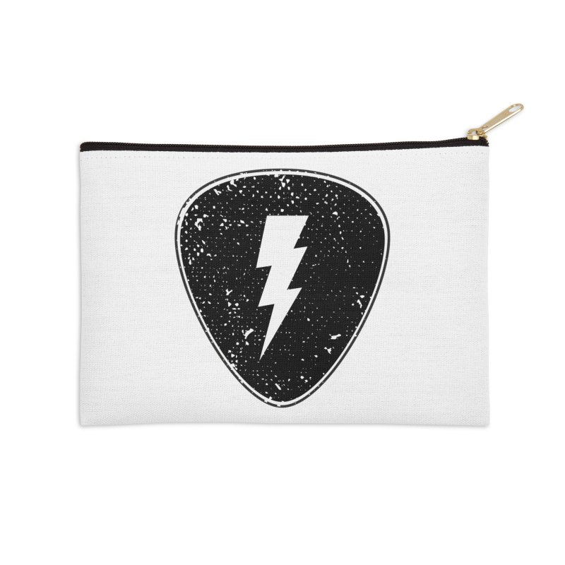Ray Pick Accessories Zip Pouch by mhacksi's Artist Shop