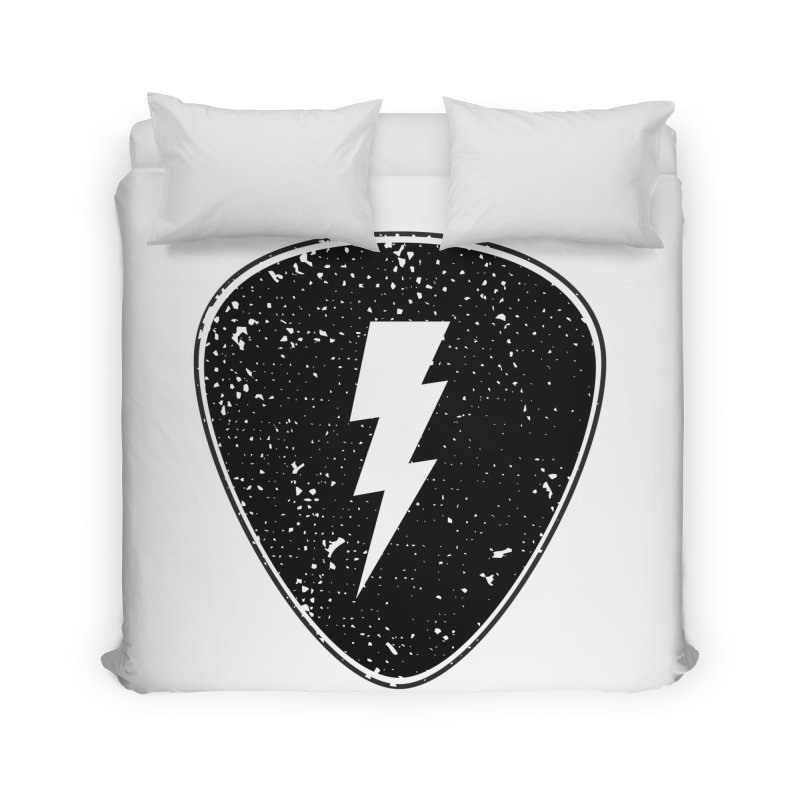 Ray Pick Home Duvet by mhacksi's Artist Shop