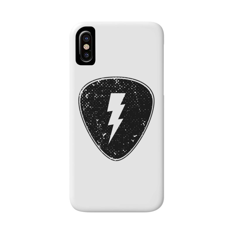 Ray Pick Accessories Phone Case by mhacksi's Artist Shop