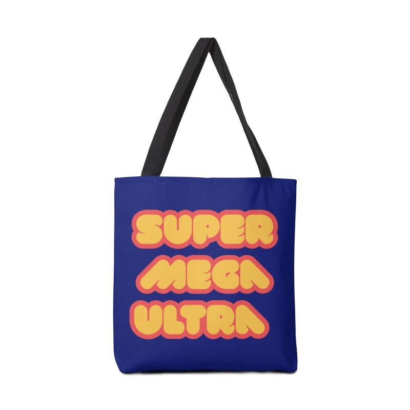 Super Mega Ultra Accessories Bag by mhacksi's Artist Shop