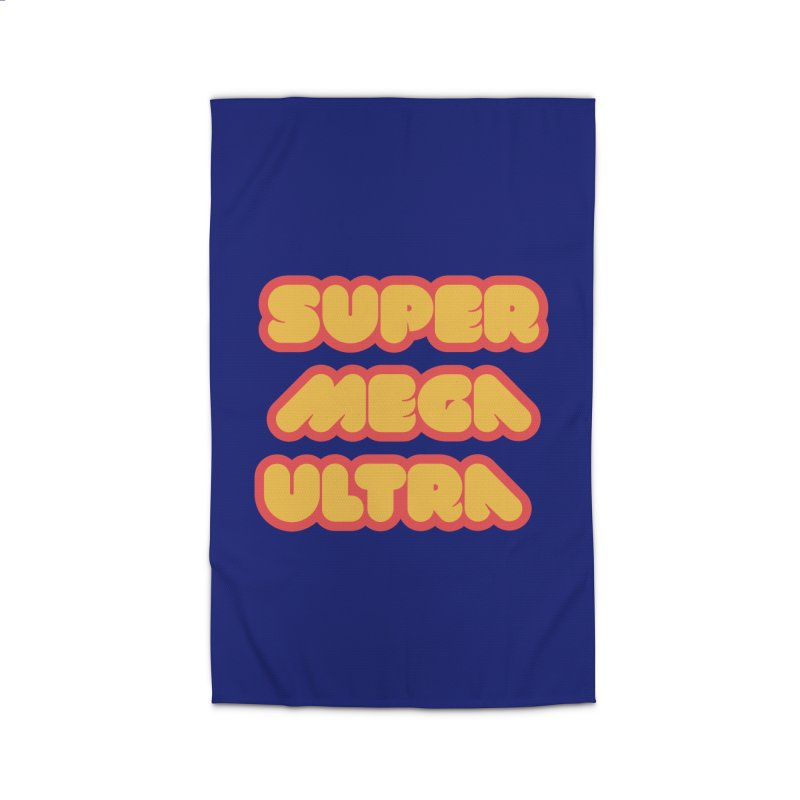 Super Mega Ultra Home Rug by mhacksi's Artist Shop