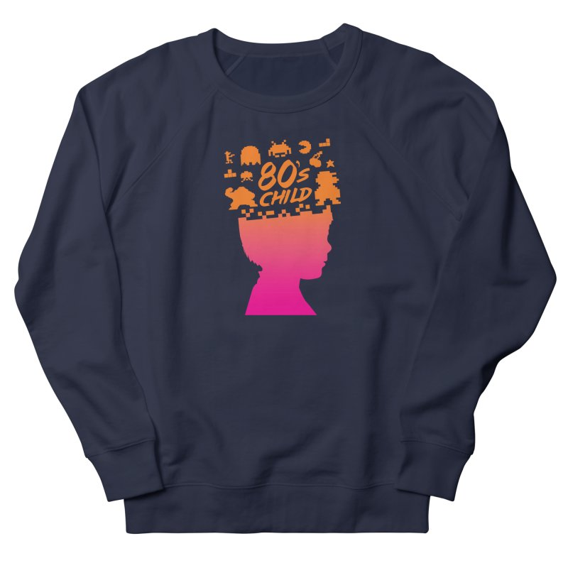 80s child Men's Sweatshirt by mhacksi's Artist Shop