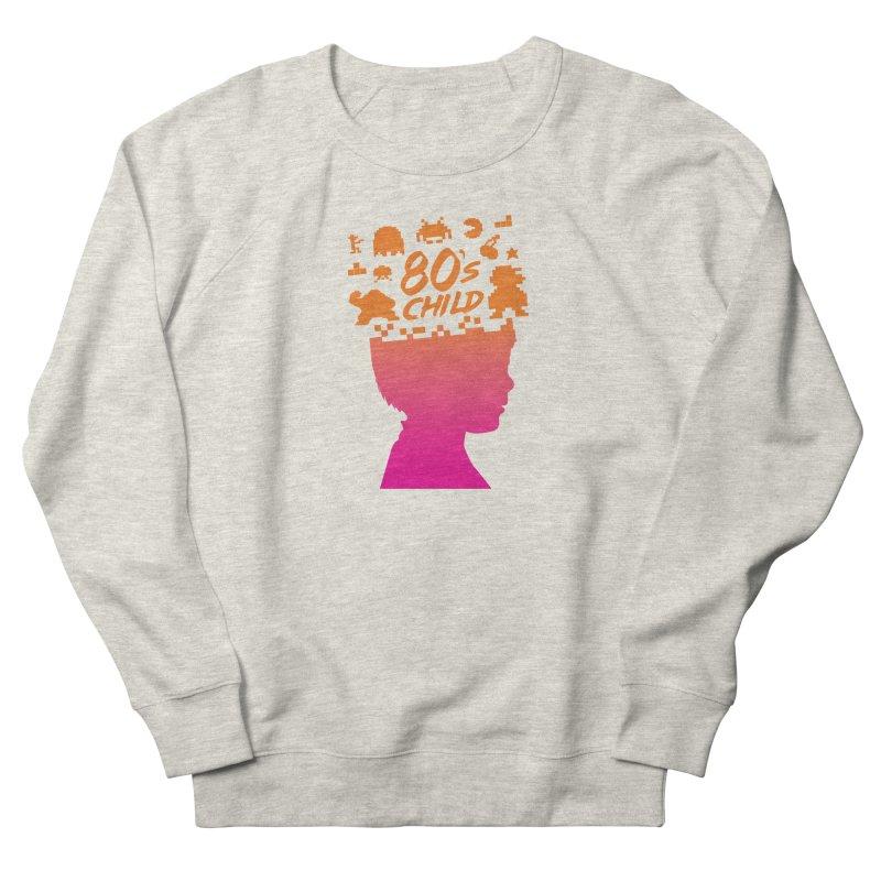 80s child Women's Sweatshirt by mhacksi's Artist Shop